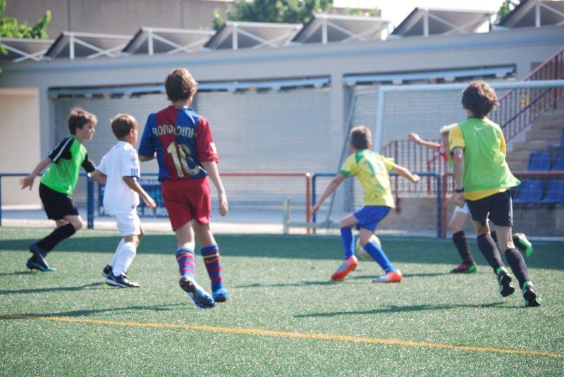 Voetbalstage Spanje