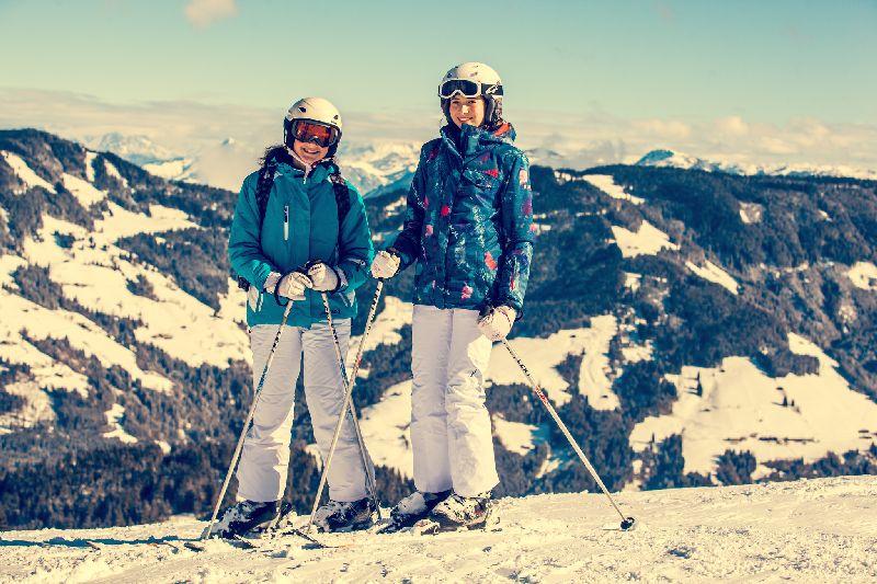 Skikampen 12-16 jaar