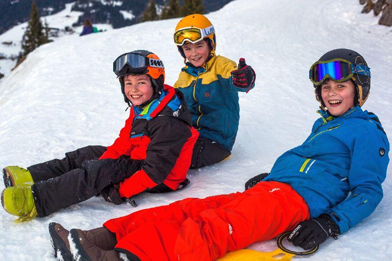 Skivakantie 8 - 11 jaar