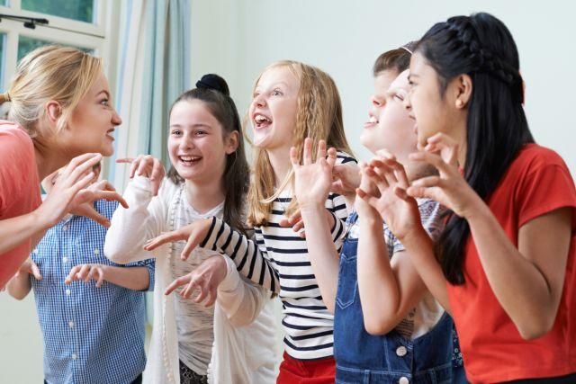 Dé musicalstage Junior - extern