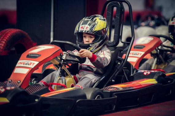 kids karting inkart start 0