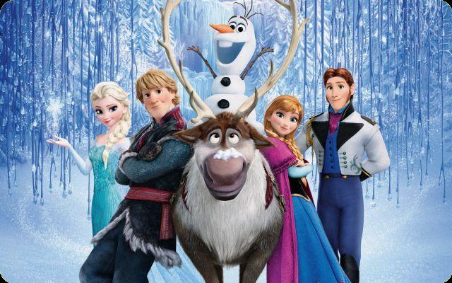 Frozen-kamp: Avontuur met Olaf